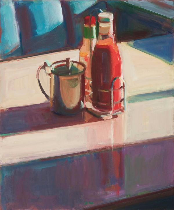 Cafe Still Life